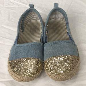 Girls Size 13 Oshkosh Sparkling Shoes